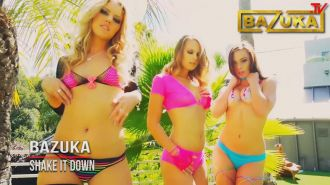 DVJ BAZUKA - Shake It Down