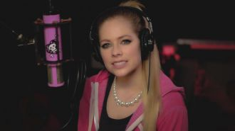 Avril Lavigne - Fly for Special Olympics