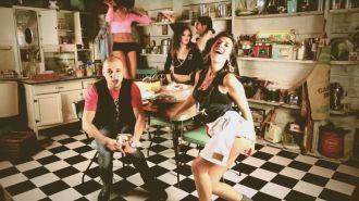 Village Girls vs Andrea T Mendoza - Sing a Song