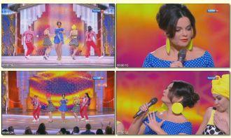 Наташа Королева  - La Bomba (Live, Субботний вечер 2015)