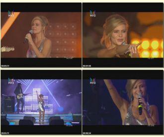Глюкоза - Зачем. Бабочки (Live,Муз-ТВ в Астане 2015)