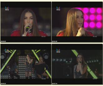 Виктория Дайнеко - Red. Крылья (Live,Муз-ТВ в Астане 2015)