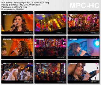 Жасмин - Нет, не надо и Свадебные истории (Live, Шоу в Вегасе, 2015)