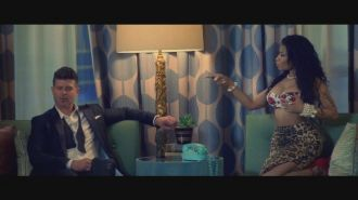 Robin Thicke ft. Nicki Minaj - Back Together