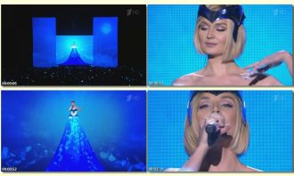 Полина Гагарина - Колыбельная (Live, 2015)