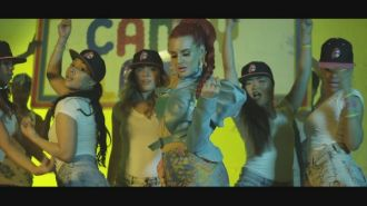 Justina Valentine feat Fetty Wap - Candy Land