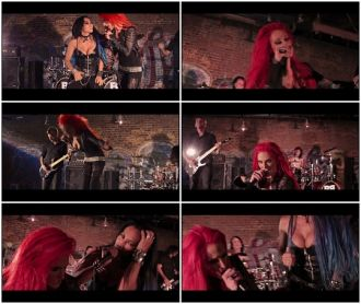 Butcher Babies- Never Go Back (Live)