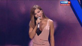 Ани Лорак - Осенняя любовь (Live, Новая Волна 2015)