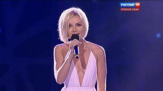 Полина Гагарина - Миллион голосов (Live, Новая Волна 2015)