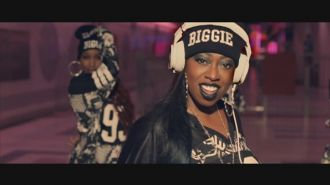 Missy Elliott ft. Pharrell Williams - WTF (Where They From)