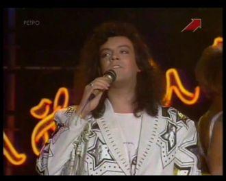 Филипп Киркоров - Атлантида (Live, Хит парад Останкино 1992)