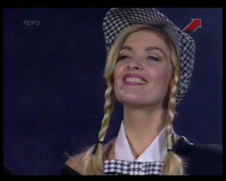 Лайма Вайкуле - Милый, прощай (Live, Хит парад Останкино 1992)