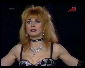 Маша Распутина - Я такой не была (Live, Хит парад Останкино 1992)
