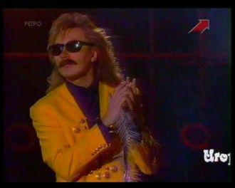 Игорь Николаев - Такси (Live, Хит парад Останкино 1992)