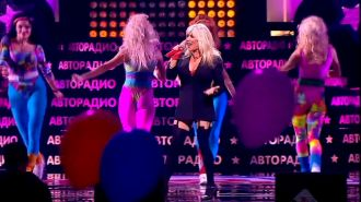 Samantha Fox  - Touch Me.Hot Stuff!. Nothing's Gonna Stop Me Now (Live, Авторадио 2015)