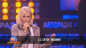 C.C.Catch - MEGAMIX (Дискотека 80-х 2015)