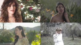 Alisha Popat, Marie Digby, Ilaria Della Bidia & Maria Zouroudis - Ave Maria