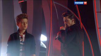 Дима Билан и Андрей Бойко — Не молчи (Live, Рождественская Песенка года 2015)