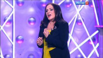 София Ротару - Не забывай меня (Live, Новогодний голубой огонёк 2016)
