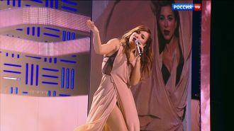Ани Лорак - Осенняя любовь (Live, Песня Года, 2015)