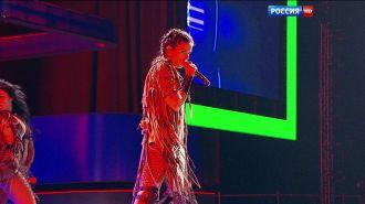 Нюша - Цунами (Live, Песня Года, 2015)