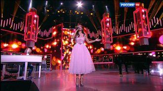 Ани Лорак - Снится сон (Live, Юбилейный концерт Игоря Николаева, 2016)
