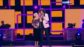 Любовь Успенская и Филипп Киркоров - Забываю (Live, Песня Года, 2015)
