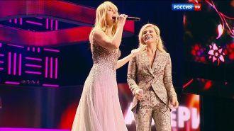 Валерия и Анна Шульгина - Ты моя (Live, Песня Года, 2015)