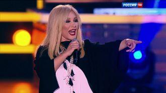 Таисия Повалий - Твоих рук родные объятия (Live, Песня Года, 2015)