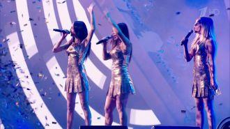 Серебро - Песня №1 (Live, Золотой Граммофон 20 лет, 2015)
