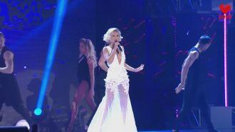 Полина Гагарина - Я не буду. Megamix (Live,Big Love Show 2016)