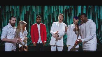 Pentatonix ft Jason Derulo - If I Ever Fall in Love