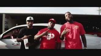 The Game ft. Problem, Boogie - Roped Off