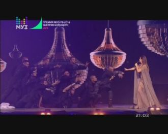 Ани Лорак - Удержи моё сердце (Live, Премия МУЗ-ТВ 2016)