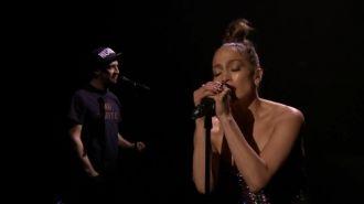 Jennifer Lopez & Lin-Manuel Miranda - Love Make The World Go Round (Live Jimmy Fallons Tonight)