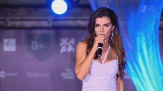 Анна Седокова - Пока, милый (Live, Международный музыкальный фестиваль Жара 2016)