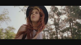 Lindsey Stirling ft. Andrew McMahon in the Wilderness - Something Wild (OST Disney`s Pete`s Dragon)