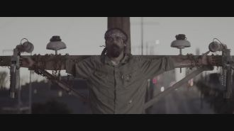 Damian Marley - Nail Pon Cross