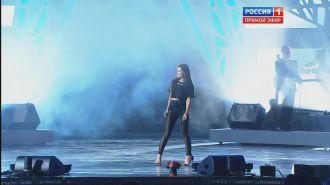 Елена Темникова - Импульсы (Live, Новая Волна 2016)