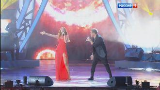 Наталья Подольская и Владимир Пресняков - Дыши (Live, Новая волна-2016)