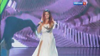 Нюша - Целуй (Live, Новая Волна 2016)