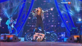 Ани Лорак — Я останусь с тобой (Live, Новая волна-2016.)