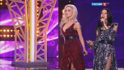 ВИА ГРА feat. Вахтанг – У меня появился другой (Live, Субботний вечер 2016)