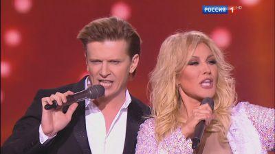 Таисия Повалий и Глеб Матвейчук – Дорогой длинною (Live, Субботний вечер 2016)