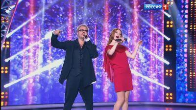 Владимир Пресняков, Наталья Подольская – Зурбаган (Live, Субботний вечер 2016)