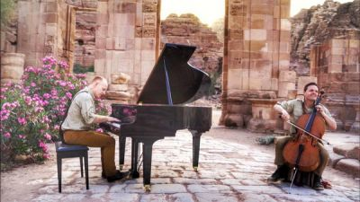 The Piano Guys - Indiana Jones and The Arabian Nights