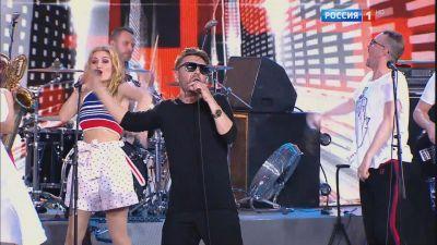 Ленинград – В Питере пить (Live, Субботний вечер 2016)
