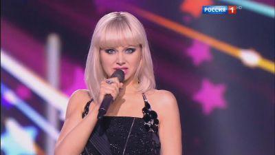 Натали – Давай со мной за звездами (Live, Субботний вечер 2016)