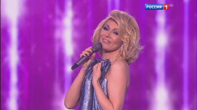 Анжелика Агурбаш - Роза на снегу (Live, Субботний вечер 2016)