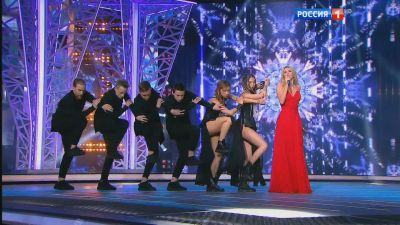 Вера Брежнева – Номер 1 (Live,Субботний вечер 2016)